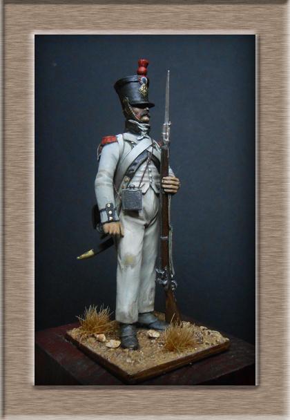 Grenadier du 15e régiment infanterie de la ligne Espagne 1807 Dscn6624