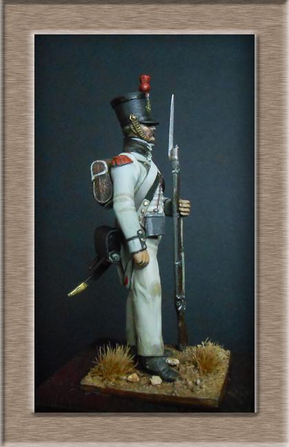 Grenadier du 15e régiment infanterie de la ligne Espagne 1807 Dscn6625