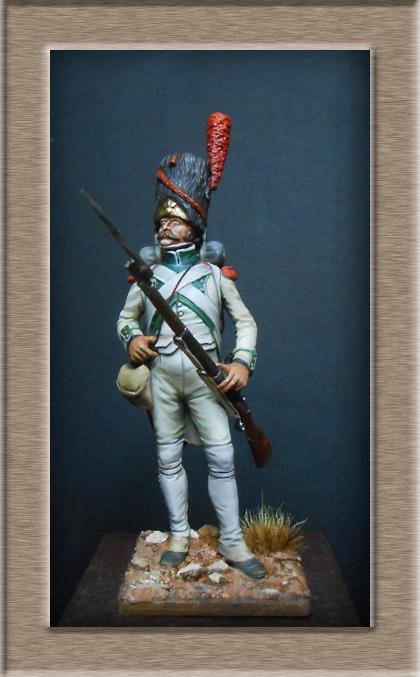 Grenadier de la ligne 3ème Rgt 1806 MM54mm Dscn6717