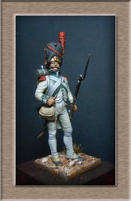 Grenadier de la ligne 3ème Rgt 1806 MM54mm Dscn6718