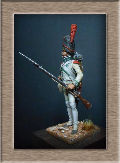Grenadier de la ligne 3ème Rgt 1806 MM54mm Dscn6720