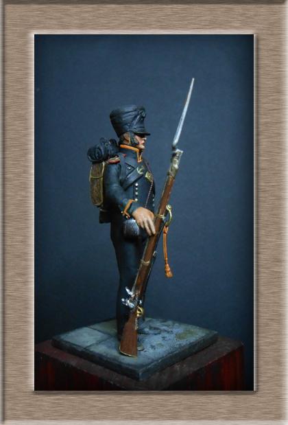 Vitrine Alain 2 Voltigeur de ligne 1812 MM54mm Dscn6827