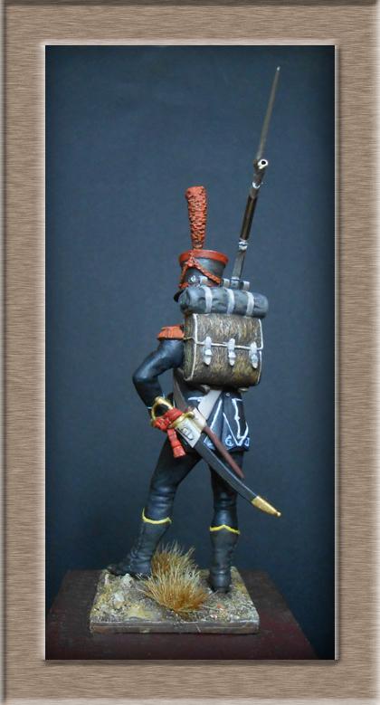 Carabinier du Bataillon des Tirailleurs Corses 1808 MM54mm  Dscn6921