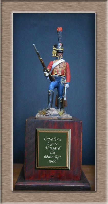 Hussard du 6ème Rgt 1809 MM54mm Dscn6929