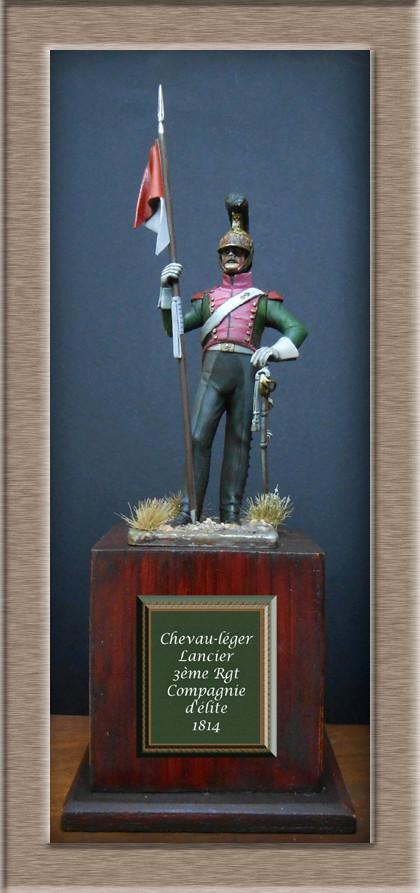Vitrine Alain 2  Chevau-léger Polonais de la Garde 1810 MM 54 mm ) - Page 2 Dscn6935