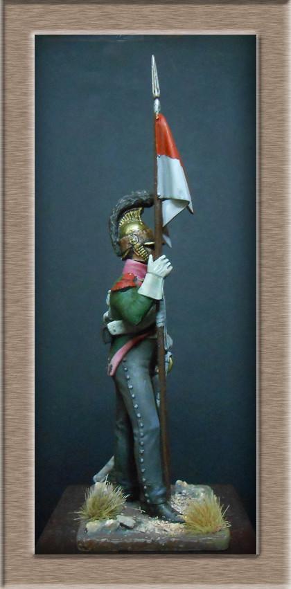 Vitrine Alain 2  Chevau-léger Polonais de la Garde 1810 MM 54 mm ) - Page 2 Dscn7012