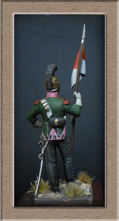 Vitrine Alain 2  Chevau-léger Polonais de la Garde 1810 MM 54 mm ) - Page 2 Dscn7013