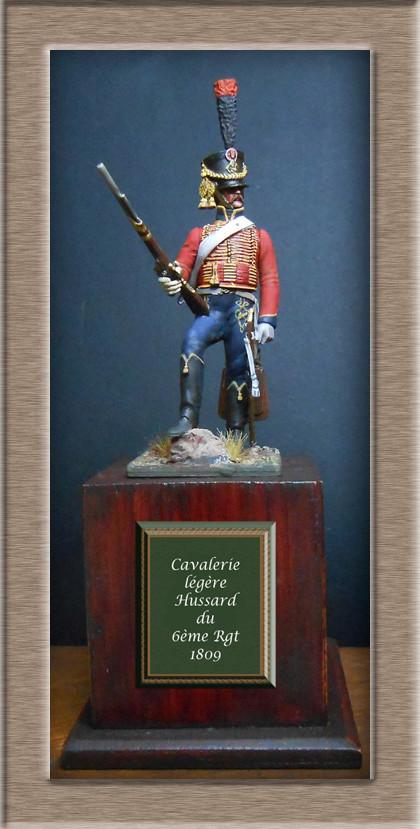 Vitrine Alain 2  Chevau-léger Polonais de la Garde 1810 MM 54 mm ) - Page 2 Dscn7014