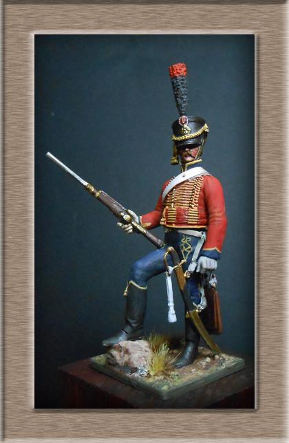 Vitrine Alain 2  Chevau-léger Polonais de la Garde 1810 MM 54 mm ) - Page 2 Dscn7016
