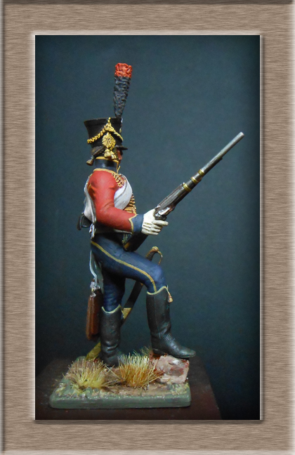 Vitrine Alain 2  Chevau-léger Polonais de la Garde 1810 MM 54 mm ) - Page 2 Dscn7018
