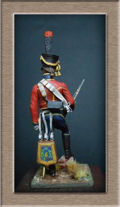 Vitrine Alain 2  Chevau-léger Polonais de la Garde 1810 MM 54 mm ) - Page 2 Dscn7019