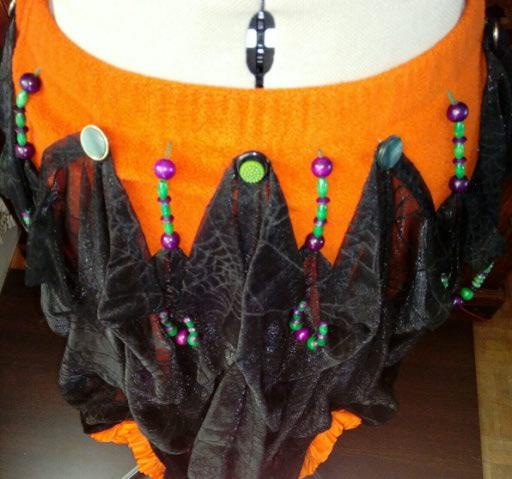 Halloween - HALLOWEEN :  Première Tenue  Img_2087