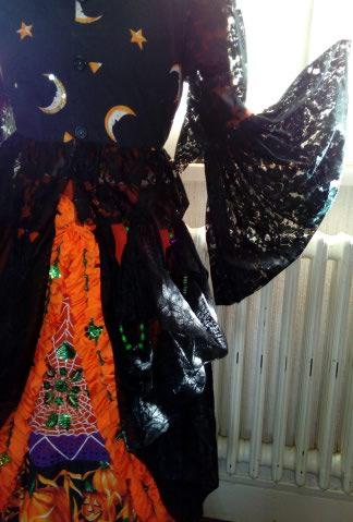 Halloween - HALLOWEEN :  Première Tenue  Img_2089