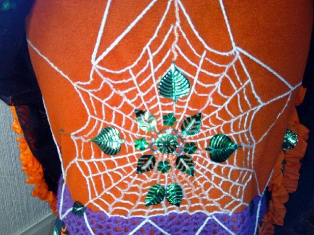 Halloween - HALLOWEEN :  Première Tenue  Img_2090