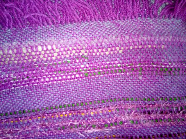 Le TISSAGE : 4ème Robe en LAINE avec partie au Crochet  Img_2279