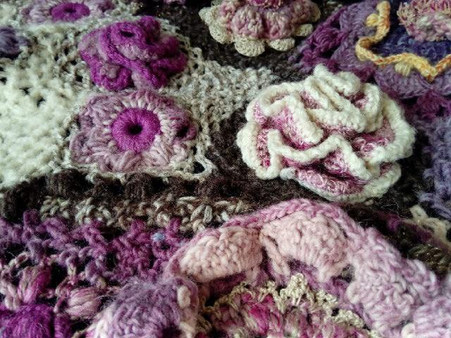 Le TISSAGE : 4ème Robe en LAINE avec partie au Crochet  Img_2297