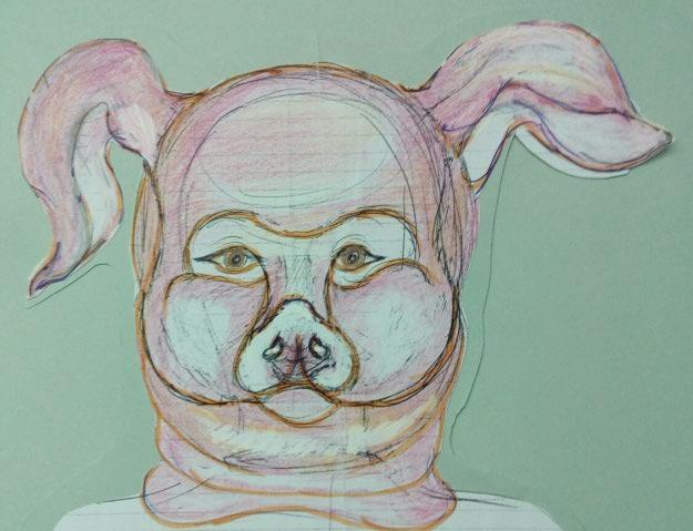 CROQUIS pour COSTUME de Spectacles pour Enfance : en COUTURE  Img_2373