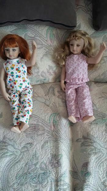 Les pyjamas ont trouvé preneur Pyjama10