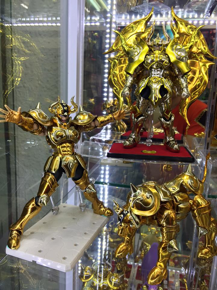 [Comentários] Saint Cloth Myth EX - Soul of Gold Aldebaran de Touro - Página 3 15107312