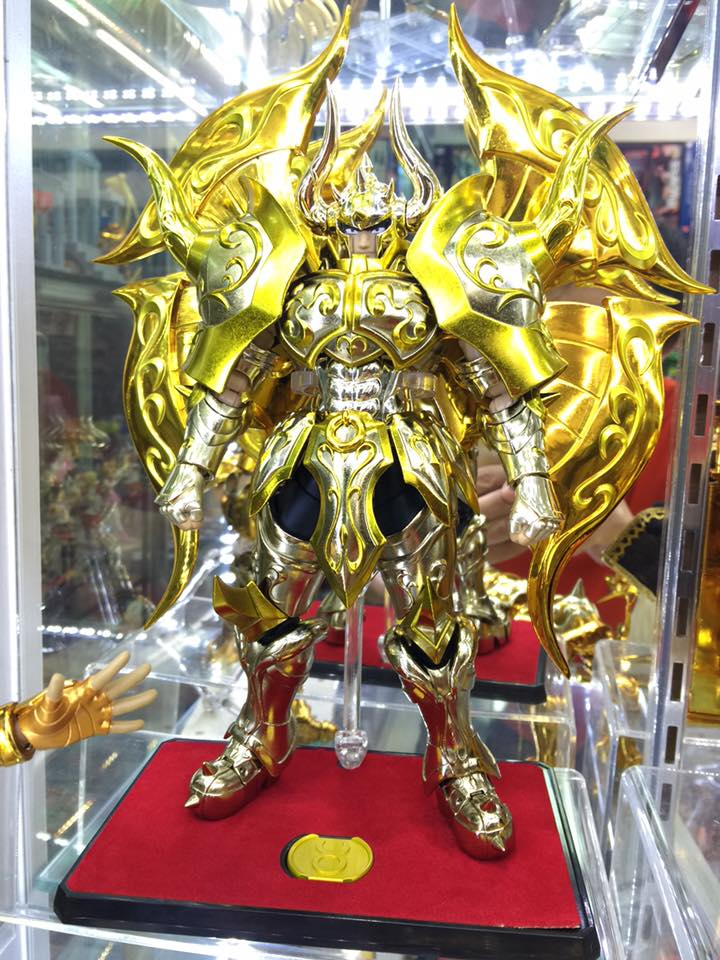[Comentários] Saint Cloth Myth EX - Soul of Gold Aldebaran de Touro - Página 3 15109511