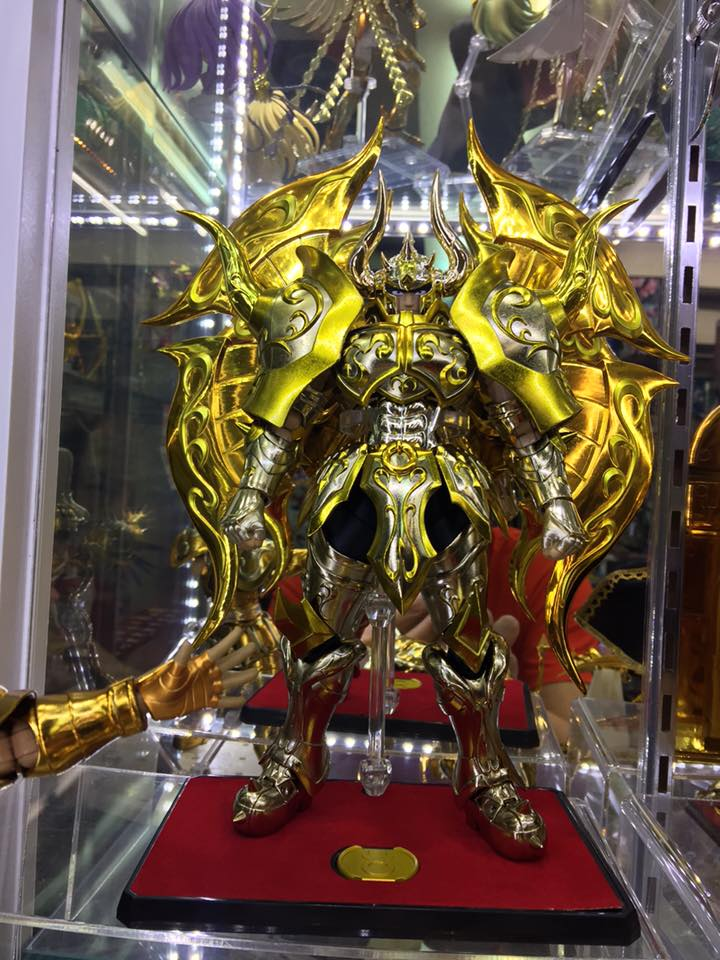 [Comentários] Saint Cloth Myth EX - Soul of Gold Aldebaran de Touro - Página 3 15192511