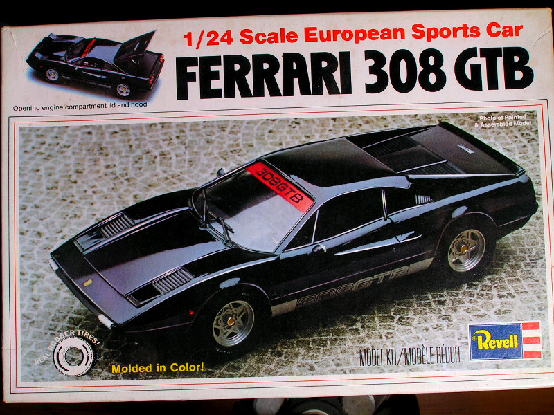 "Community build #18, ""Street Car"" 1950-1979 Ferrar12"