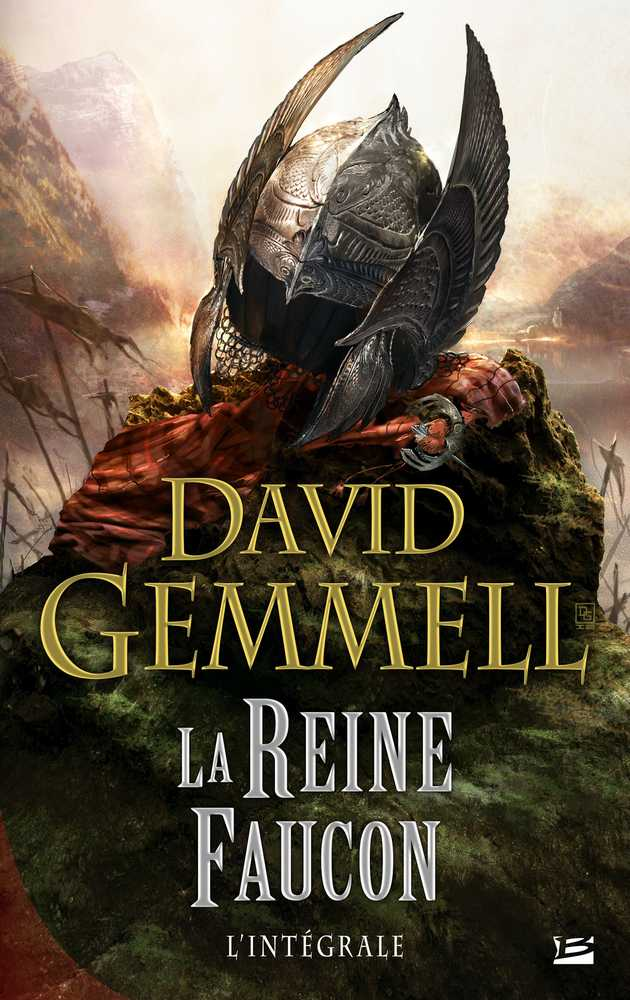GEMMELL David - La reine Faucon - L'intégrale 1612-f10