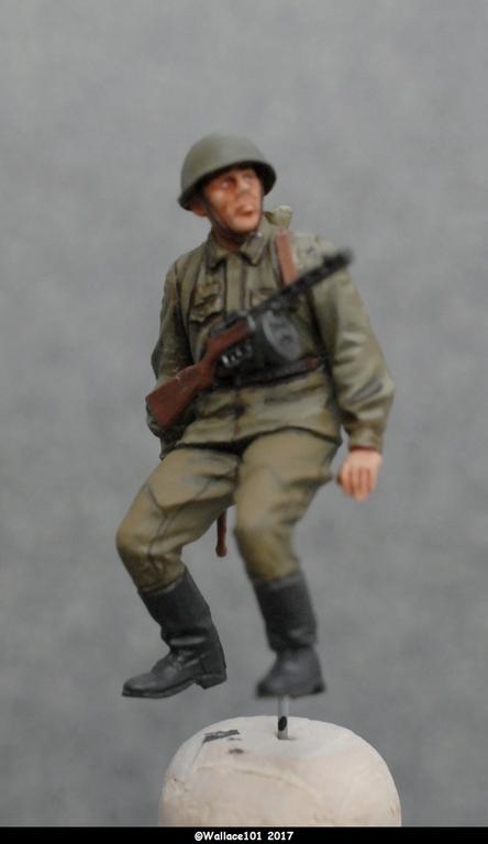 Soviet soldiers riders Miniart 1/35  terminées Dsc_0710
