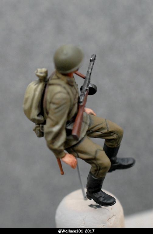 Soviet soldiers riders Miniart 1/35  terminées Dsc_0713