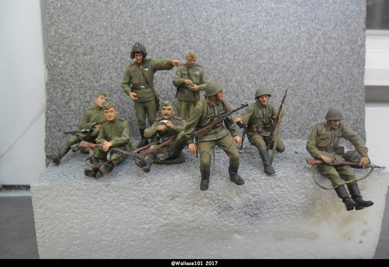Soviet soldiers riders Miniart 1/35  terminées - Page 2 Sam_0923