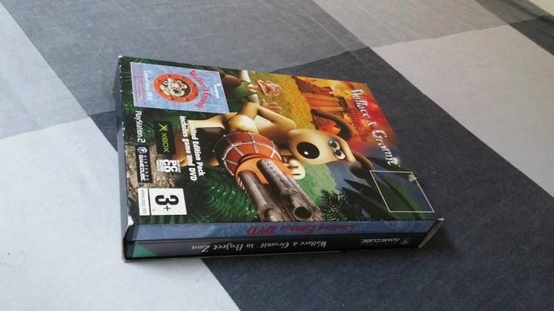 full set Gamecube, et vous, vous en êtes ou ?(aidez les full