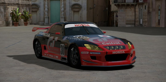 [06/12] HONDA S2000 LM RACE CAR S2000l10