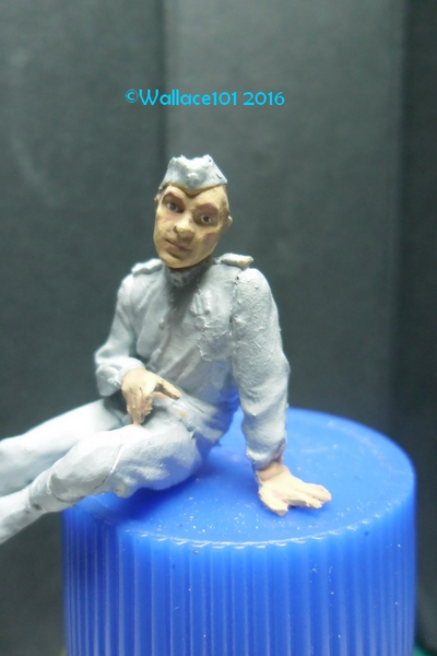 Soviet Infantry at rest Miniart 1/35 FINI!  Chair012
