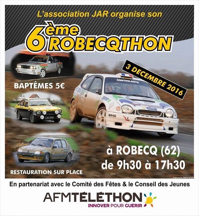 Téléthon 2016 Robecq10