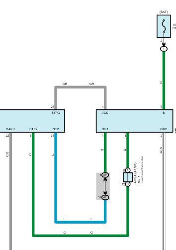 Instalation de boite pour frein electrique Captur16
