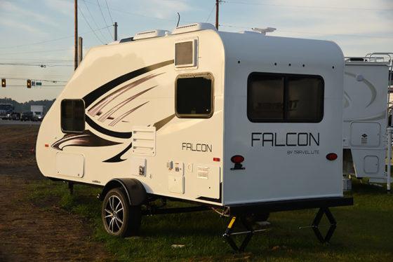Travel Lite s'apprête à lancer son faucon Falcon10