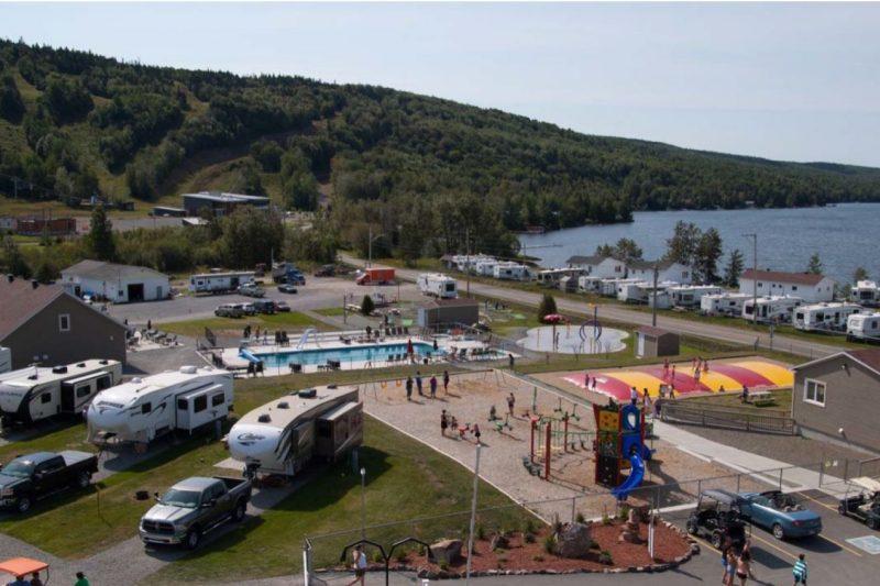 KOA Bas‐Saint‐Laurent - camping de l'année au Québec Image10