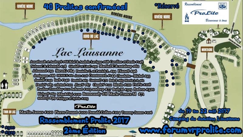 Rassemblement Prolite 2017 2ème édition ! Map31