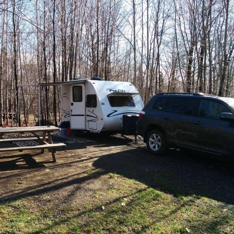 Camping de la Joie (Québec) Saison10