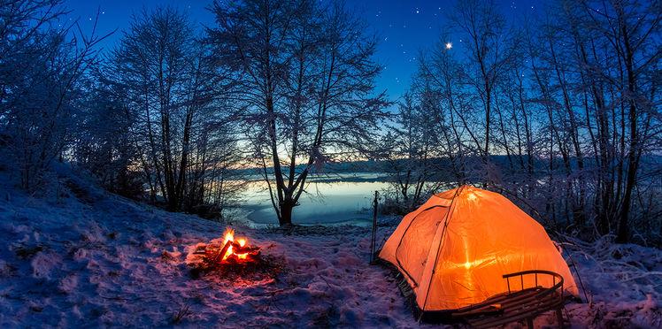 Troubles du sommeil ? Faites du camping pour y remédier ! Troubl10