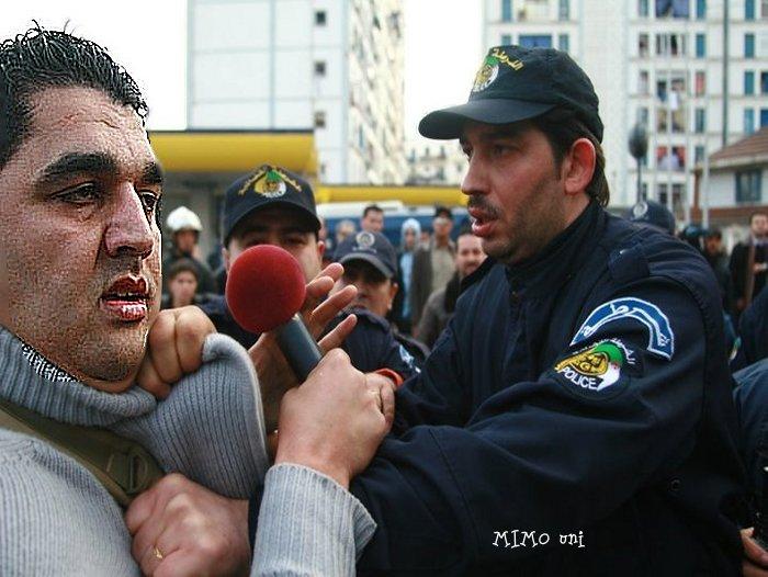 Police Algerienne N°1 mondial مبروك شرطة الجزائر 1 عالميا Police11