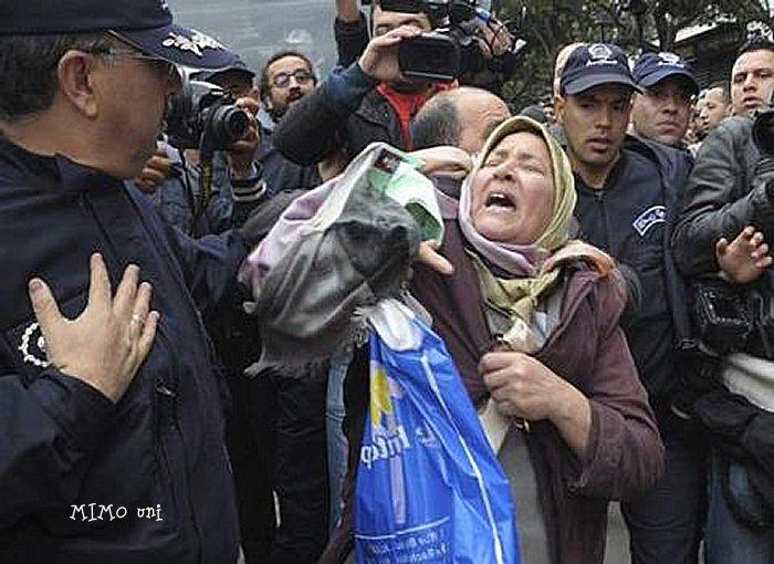 Police Algerienne N°1 mondial مبروك شرطة الجزائر 1 عالميا Police14