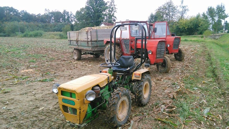 Siliranje kukuruza 14907110