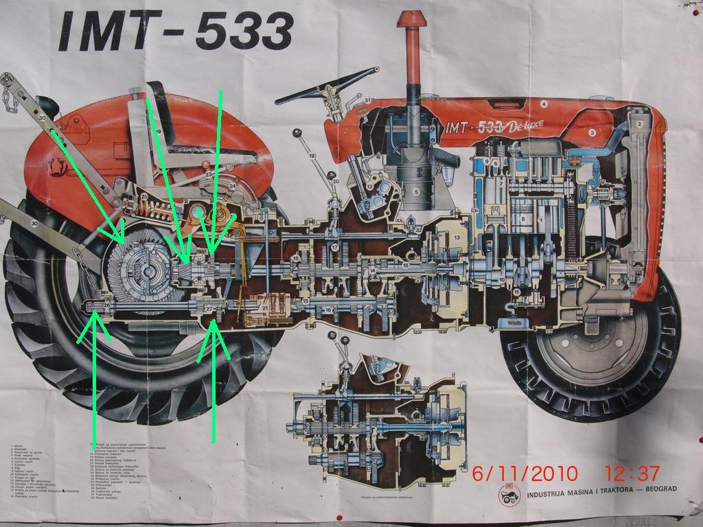 Traktor IMT 533  & 539 opća tema tema traktora K4vyfn10