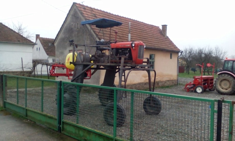 Traktor IMT 534 Toper Trakto11