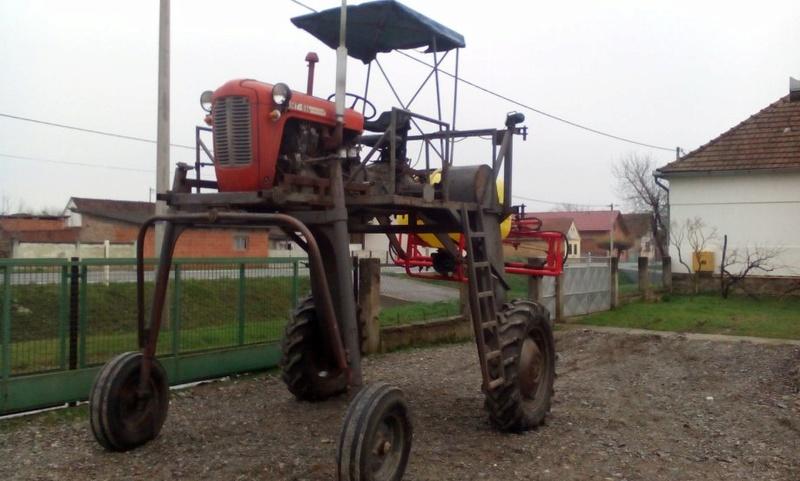 Traktor IMT 534 Toper Trakto13