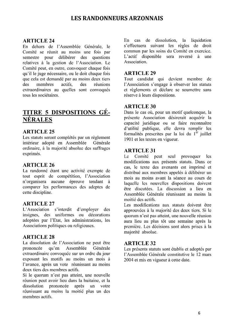 Statuts Statut15