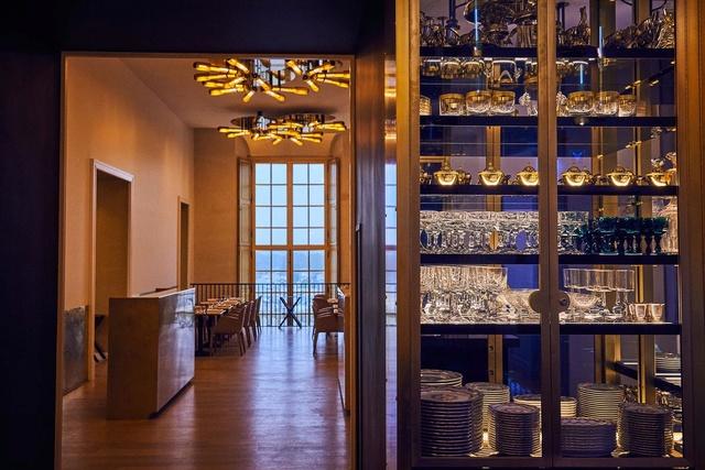 Visite privée du restaurant l'Ore Alain-11