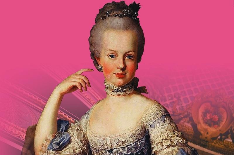 Marie Antoinette intime au théâtre Montansier Marie-10