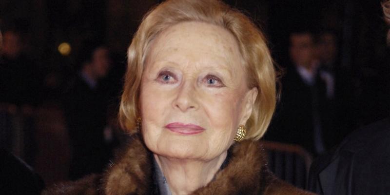 Michèle Morgan est décédée Michel10